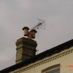 H pot, flying saucer cowls. anti downdraught
